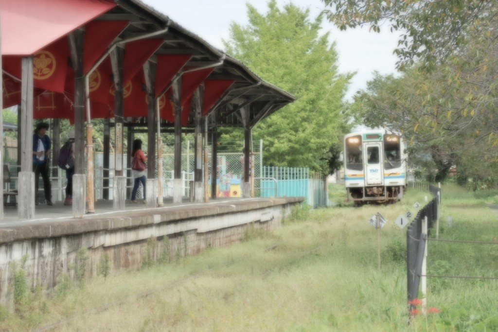 気賀駅の日常