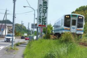 原田駅の日常
