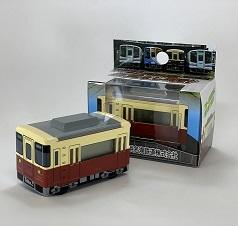 列車型目覚まし時計(TH3000)
