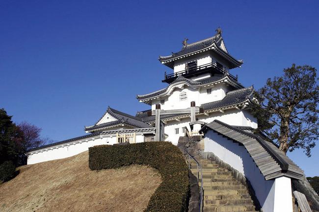 DKakegawa Catsle Tower